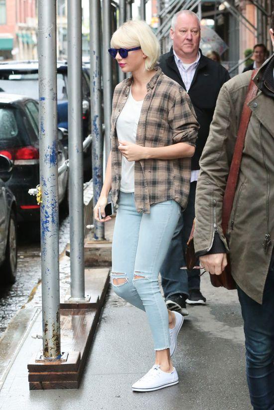 Internauci do Taylor Swift: Jesteś w ciąży?!
