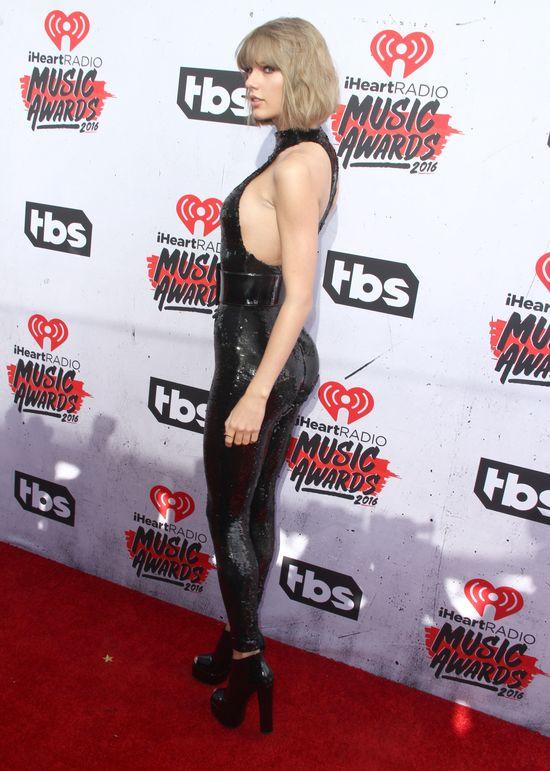 Oto tajemnica nowej pupy Taylor Swift