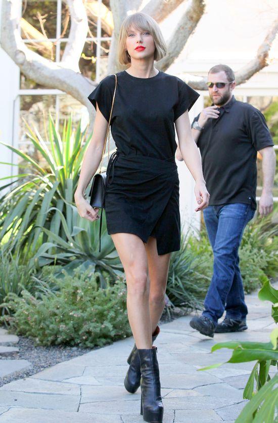 Chloe Moretz odrzuci�a TAK� ofert� od samej Taylor Swift