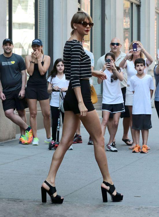 Pierwsze zgrzyty u Taylor Swift i Calvina Harrisa