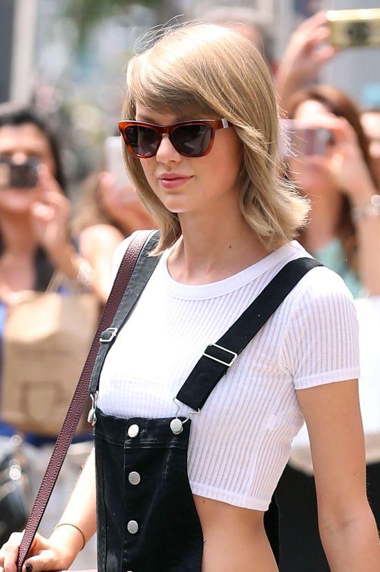 Taylor znalazła w telefonie Calvina nagie fotki jego byłej!