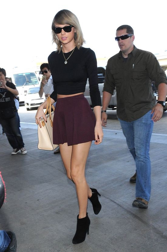 Iskrzy na linii Taylor Swift i Kendall Jenner!