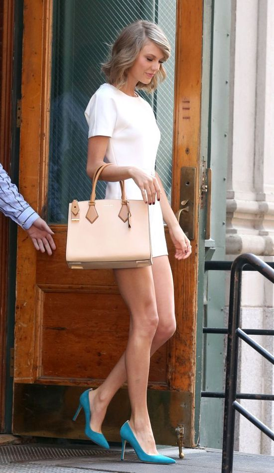 Nogi, kt�re nie wiedz�, co to cellulit? (FOTO)