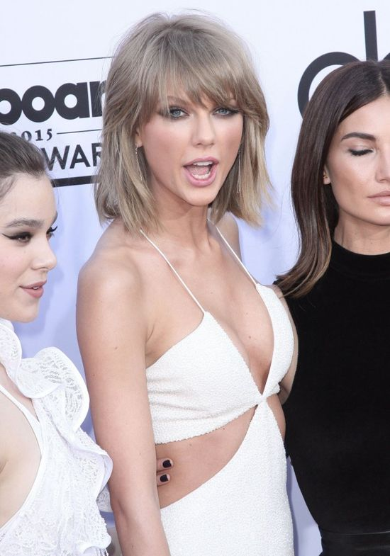 Calvin Harris JU� zdradzil Taylor Swift