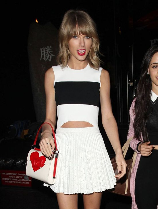 Calvin Harris zdradza� dziewczyn� z Taylor Swift?