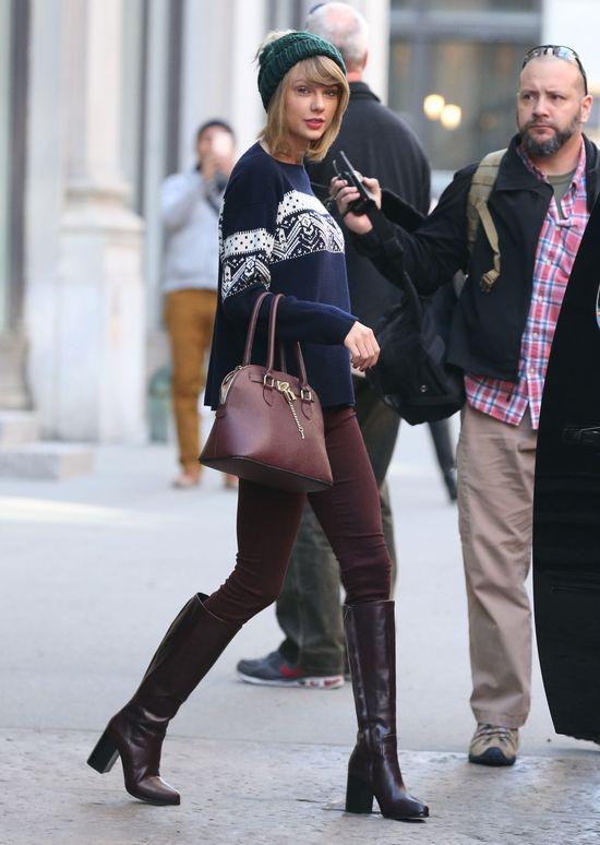 Odważna plotka o milosnych podbojach Taylor Swift