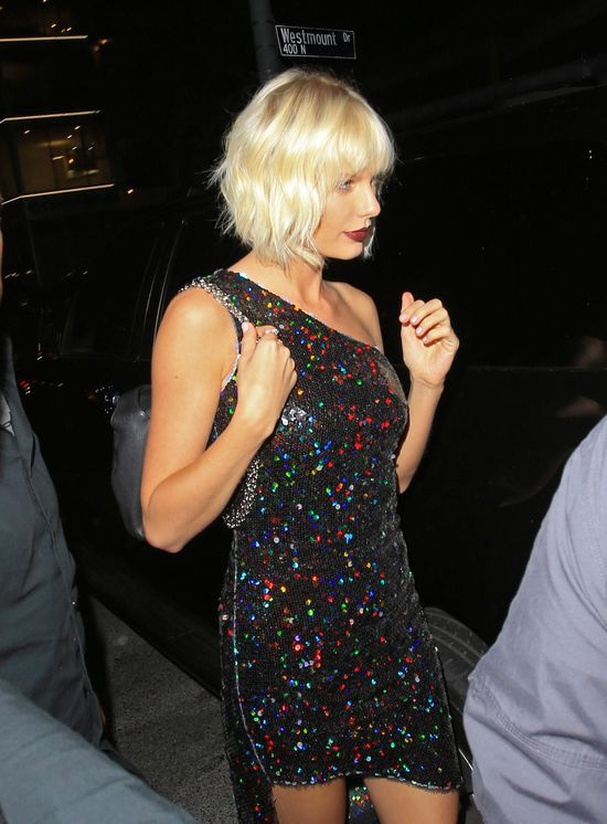John Mayer całą noc nie dawał spokoju Taylor Swift
