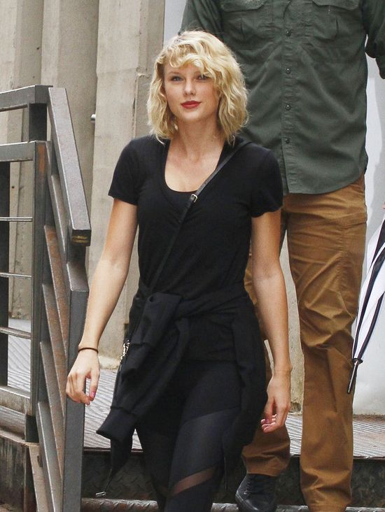 Taylor Swift zmieniła fryzurę. Jak wygląda teraz?