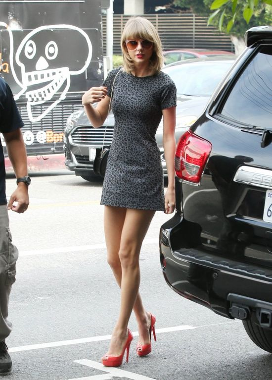 Taylor Swift i Calvin Harris - to coś poważnego?