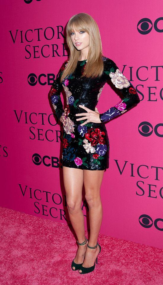 Gwiazdy na pokazie Victoria' Secret (FOTO)