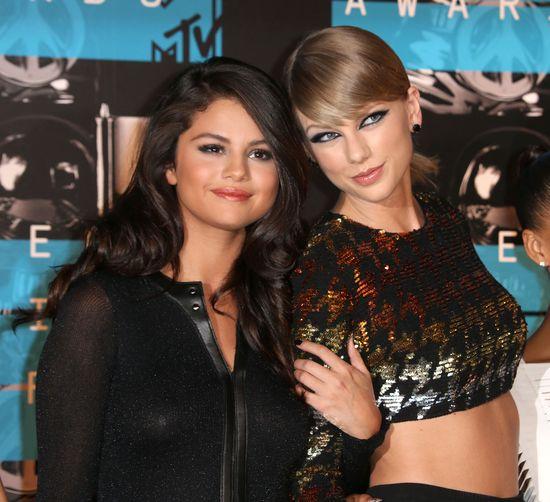 Taylor Swift nie wybaczy TEGO Selenie Gomez?