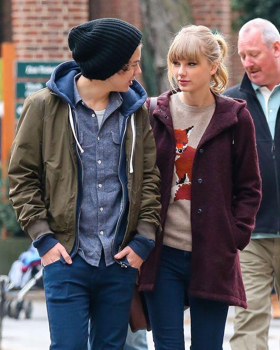 Harry Styles zniszczył sielankę między Taylor i Calvinem