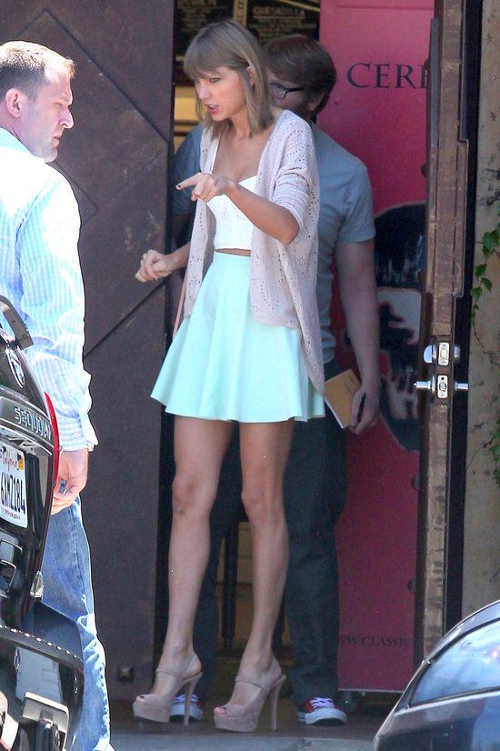 Taylor Swift zainwestowała miliony dolarów w swój związek!