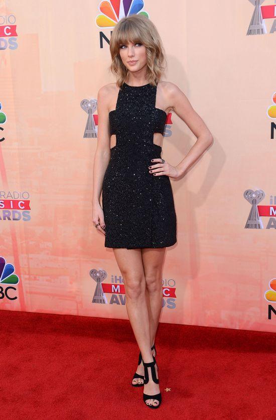 Taylor Swift o swoim uzale�nieniu (FOTO)