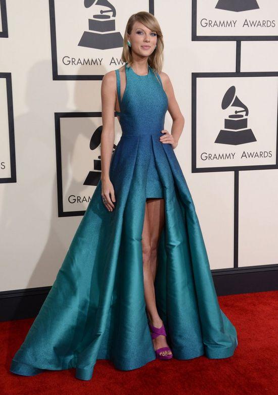 Taylor Swift upolowała chłopaka na rozdaniu Grammy?