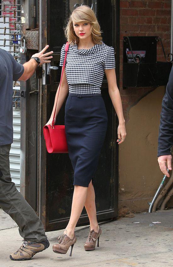 Nie zgadniecie, kto udziela modowych porad Taylor Swift!