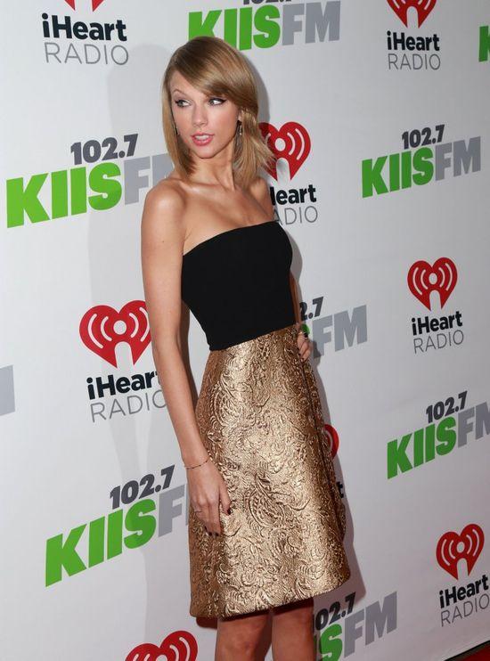 Tak Taylor Swift powiedziała światu, że jest w związku?
