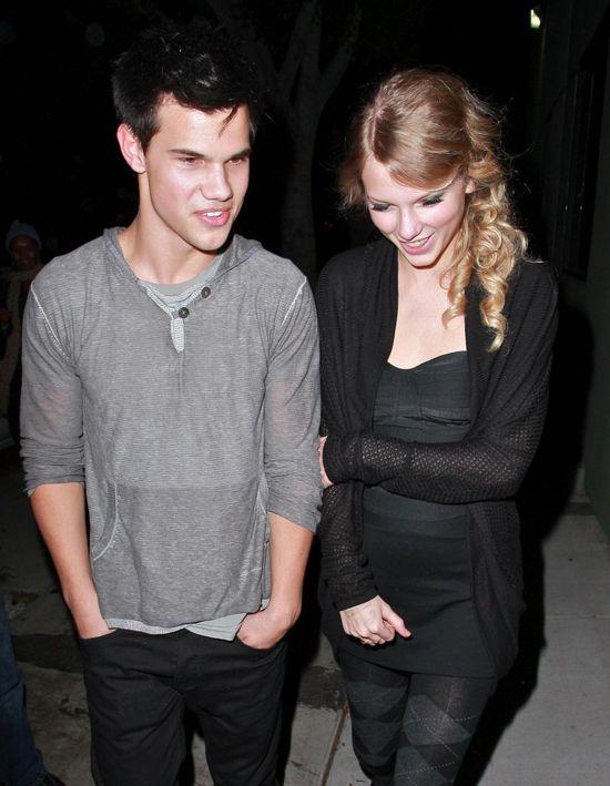 Taylor Lautner został zmuszony do wypowiedzi na temat związku z Taylor Swift