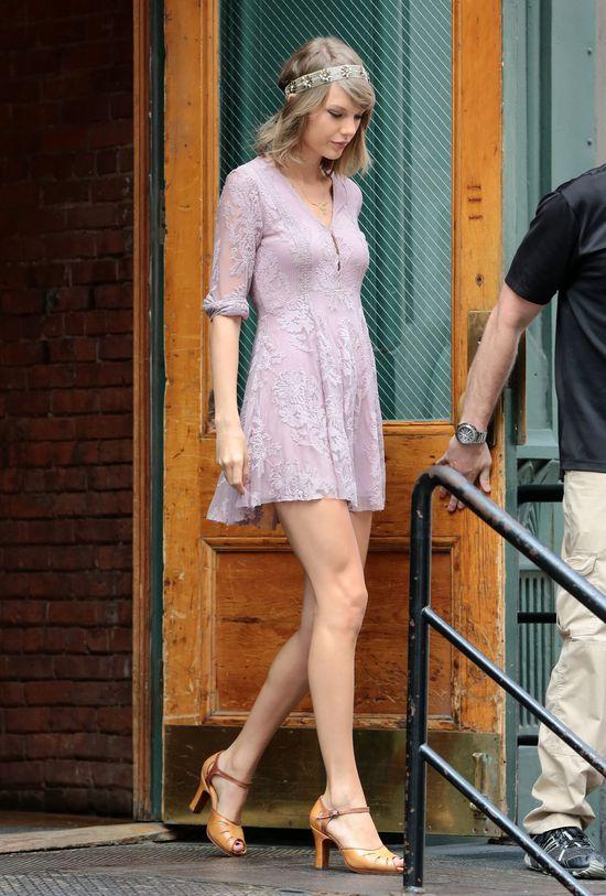 W jakiej sukni do ślubu pojdzie Taylor Swift?
