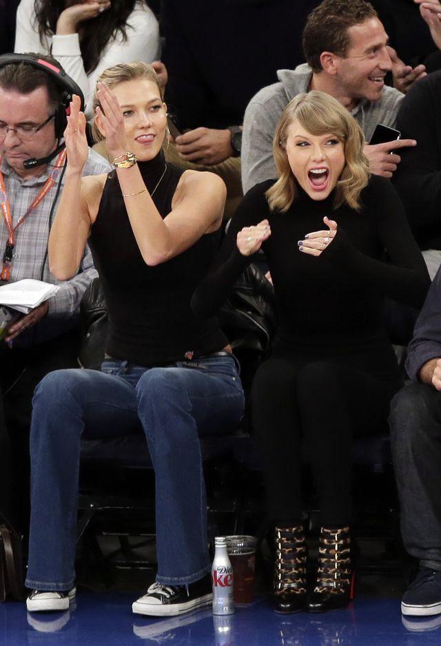 Taylor Swift strzeliła najdziwniejszego focha na świecie. Co ma do Karlie?