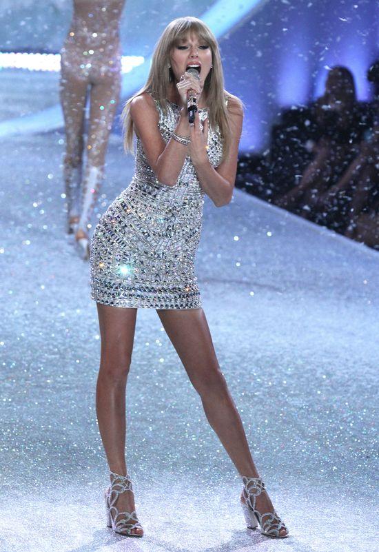 Jessica Hart wyleci z VS przez Taylor Swift?