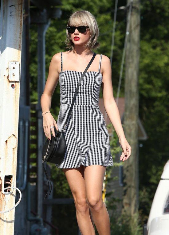 Bezczelna? Internauci nie zostawiają suchej nitki na Taylor Swift