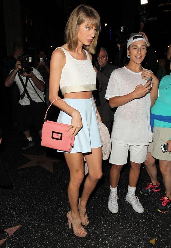 Calvin Harris zmieni styl Taylor Swift? (FOTO)