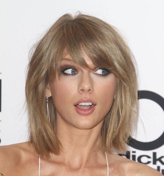 Dlaczego Taylor i Calvin nie pozowali razem na ściance?