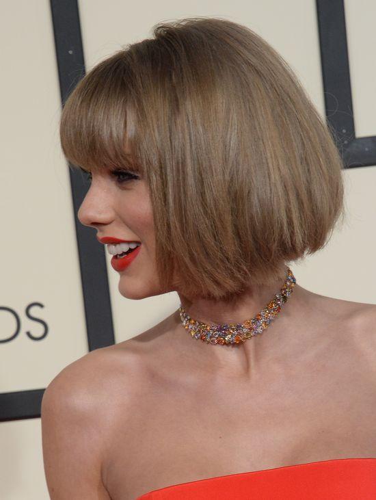 Zaskoczy Cię nowa fryzura Taylor Swift (FOTO)