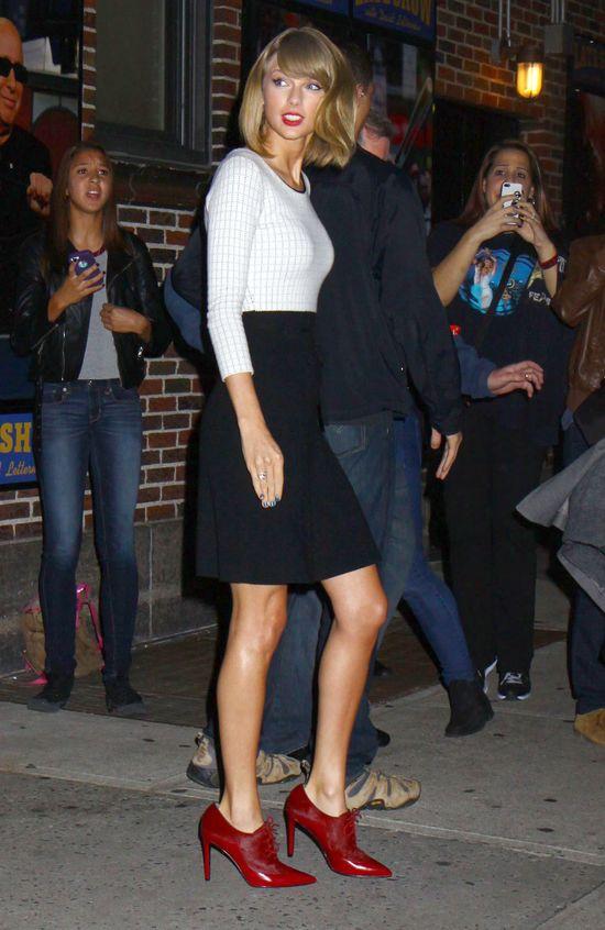 Tabloidy martwią się o zdrowie Taylor Swift
