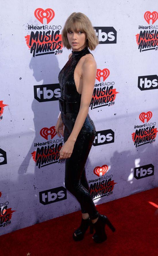 Taylor Swift jest w ciąży albo... (FOTO)
