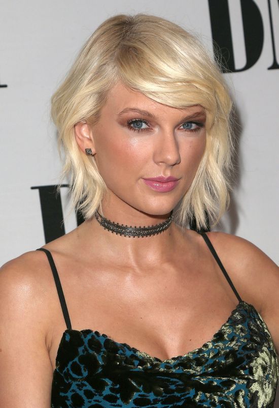 Ta pani odebrała nagrodę dla Taylor Swift