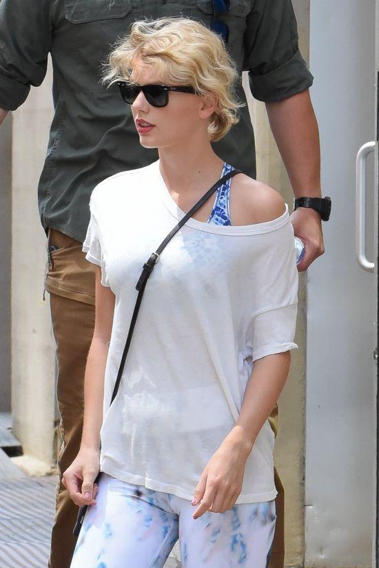 W Twoich najśmielszych wyobrażeniach Taylor Swift NIE miała na sobie TEGO!
