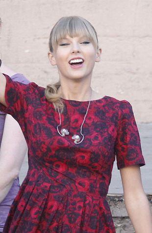 Taylor Swift: Jeśli nie smakuje jak oranżada, nie piję
