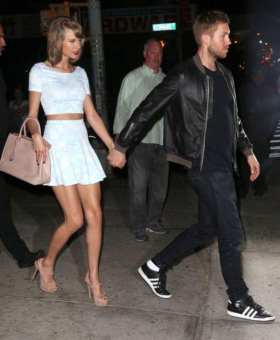 Jak Taylor Swift radzi sobie po rozstaniu z Calvinem Harrisem?
