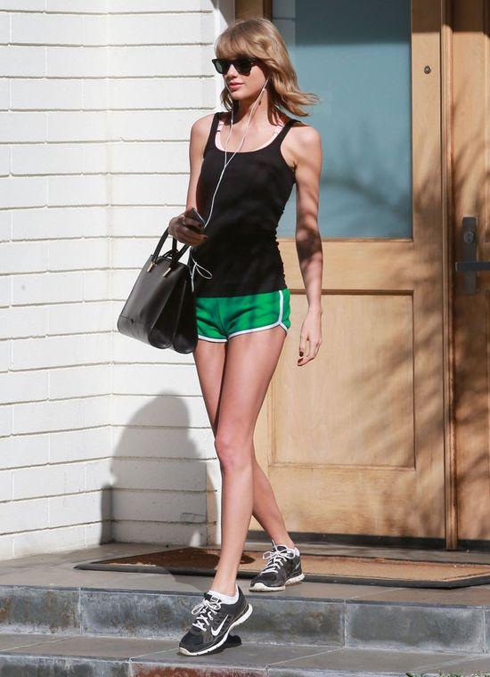 Calvin Harris zabroni� Taylor Swift...