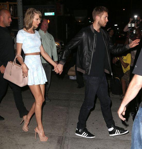 Kolega Calvina Harrisa o jego zwiazku z Taylor Swift: Jest dziwna