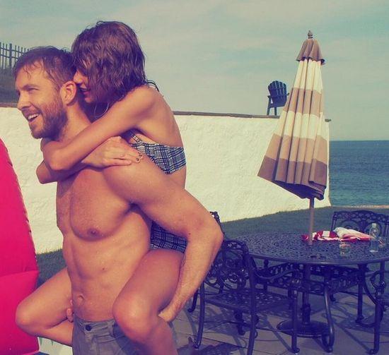 Taylor Swift i Calvin Harris podpisz� intercyz�?