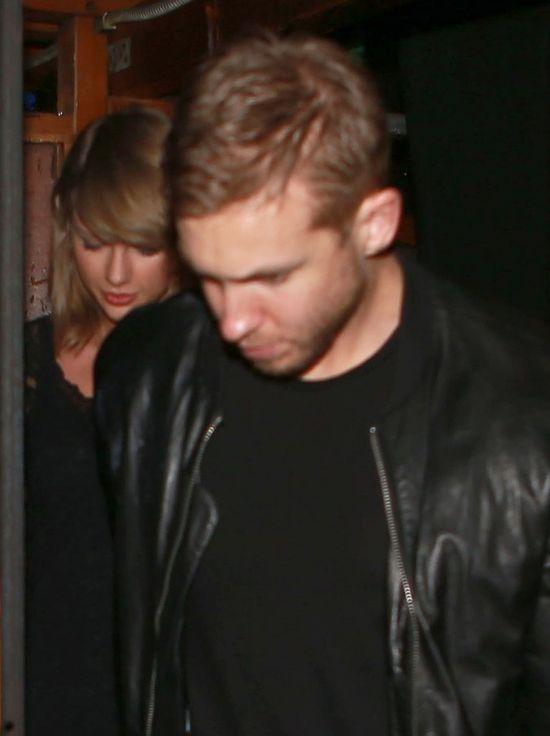 Calvin Harris zabronił Taylor Swift...