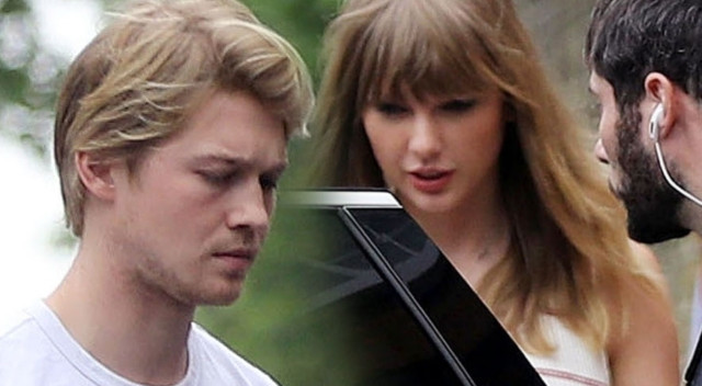 Taylor Swift ze swoim chłopakiem w londyńskim pubie na piwie (ZDJĘCIA)