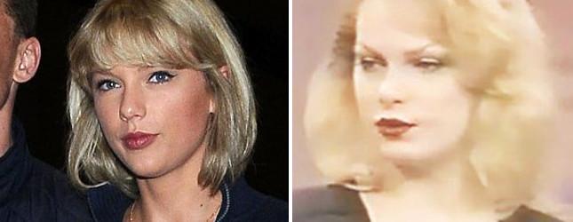 Internet oszalał? Czy Taylor Swift jest… klonem słynnej satanistki? (FOTO)
