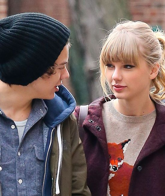 Harry Styles i Taylor Swift rozstali się