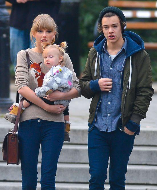 Harry Styles udowodni�, �e chce wr�ci� do Taylor Swift!