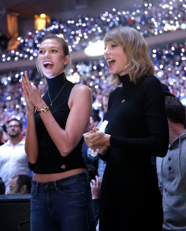 Karlie Kloss na własnej skórze przekonała się, co znaczy armia Taylor Swift
