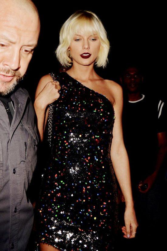 Kiedyś było nie do pomyślenia, że Taylor zrobiłaby coś takiego