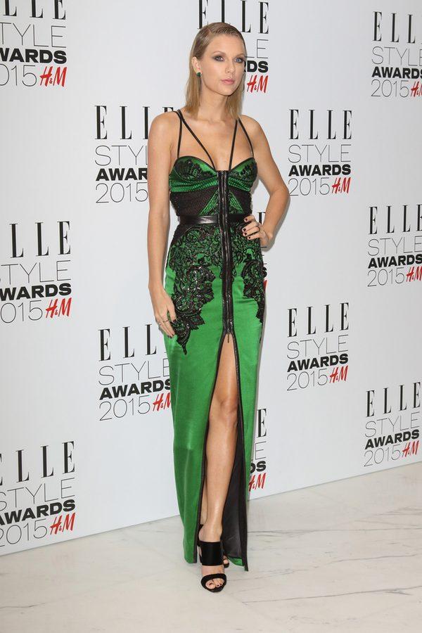 Kobieta Roku Elle wyglądała na zmęczoną (FOTO)
