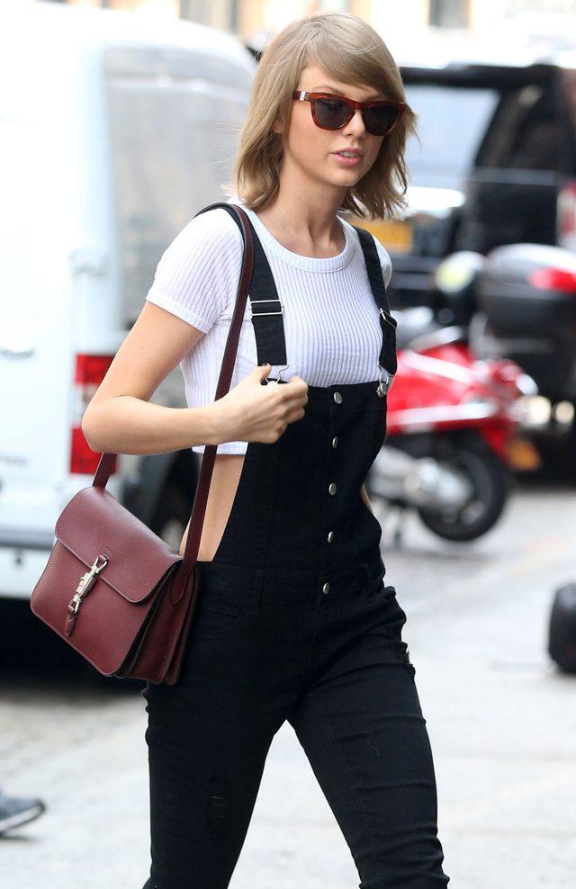 To zdjęcie Taylor Swift ze spaceru wywołało poruszenie