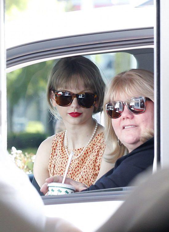 Taylor Swift: Moja mama ma raka