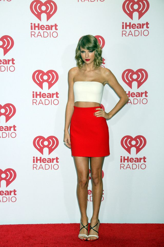 Minimalizm służy Taylor Swift (FOTO)
