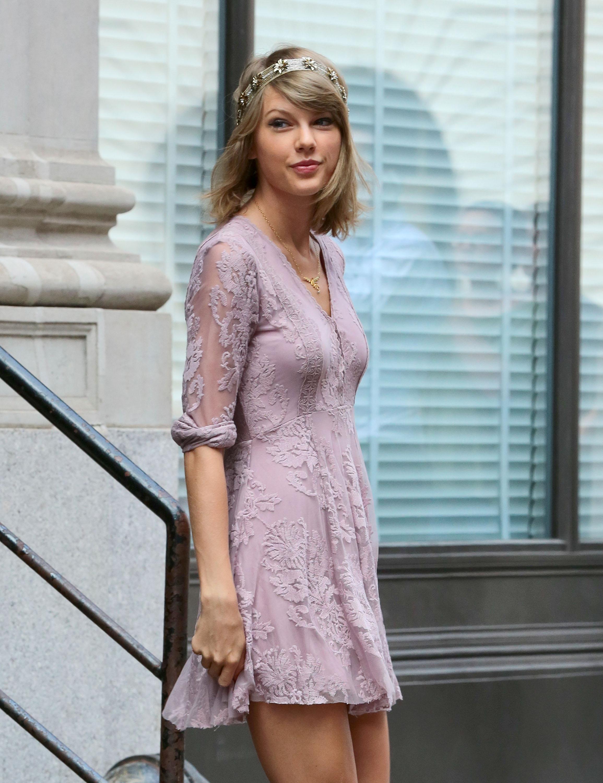 Taylor Swift wraca do dawnego stylu? (FOTO)